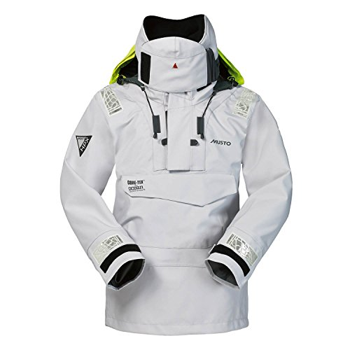 Musto HPX PRO Series Smock - Platinum XXL by Musto