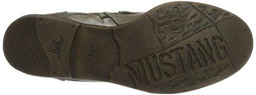 Mustang Kvinder 1157-549-258 Støvler Grå (titanium) z9qzbsy