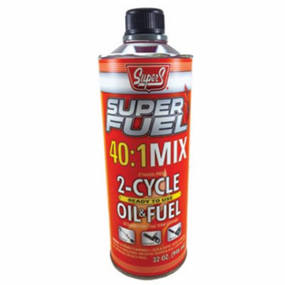 SMITTYS SUPPLY SUS S204 QT 2Cyc 40:1 Super Fuel by SMITTYS SUPPLY