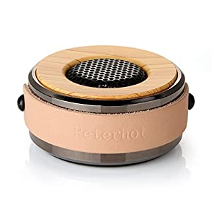 Q-YEE Bluetooth Speakers,Wireless Stereo Super Bass Portable Bluetooth MP3 Speakers with Handsfree Speakerphone and 3.5mm Jack from Q-YEE