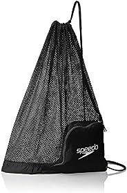 Speedo Bolsa unissex para equipamentos de malha ventiladora para adultos