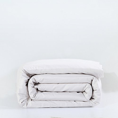 Modern Minimalist Style Quilt Cover Pure Cotton Padded Color