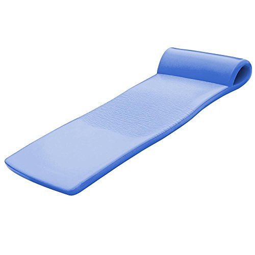 Texas Recreation Sunsation 1.75'' Thick Swimming Pool Foam Pool Floating Mattress, Bahama Blue by Texas Recreation (Image #2)