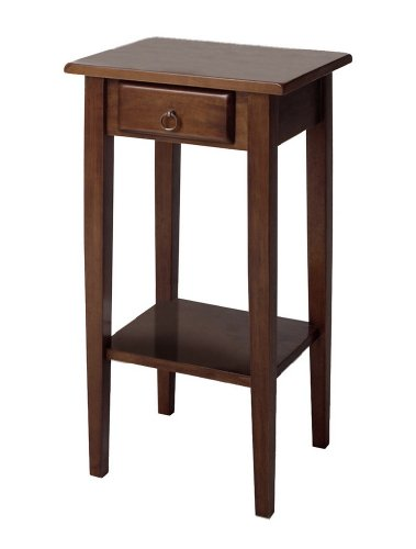 Winsome Regalia Phone Table Tiered Plant Stand