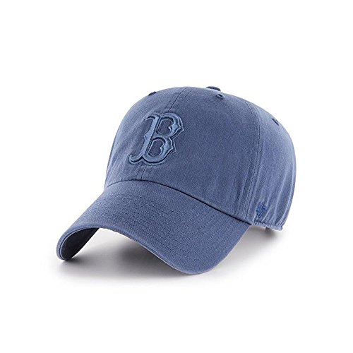 Boston Red Sox 47 Brand Tonal Clean Up Slouch Fit Hat
