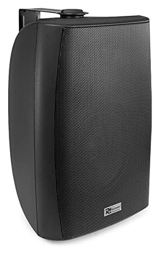 Power Dynamics BF80TB 100V in-/outdoor speaker 50W 8″ – Zwart
