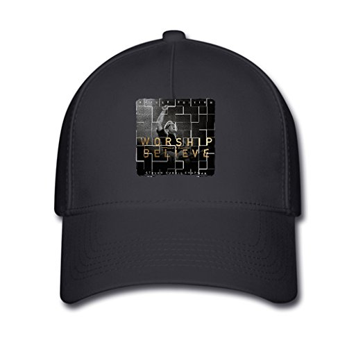 ismah-steven-curtis-chapman-worship-and-believe-unisex-snapback-hats-adjustable-print-baseball-caps