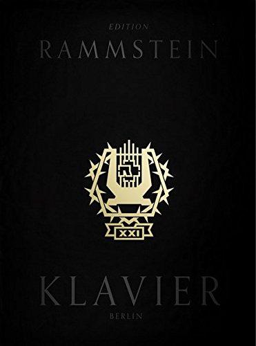 Rammstein - Klavier  (Tapa Dura)