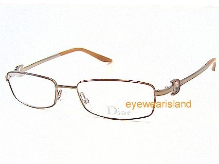 CHRISTIAN DIOR EYEGLASSES CD 3678 0KAF - Eyeglasses Dior Cd Frame Christian