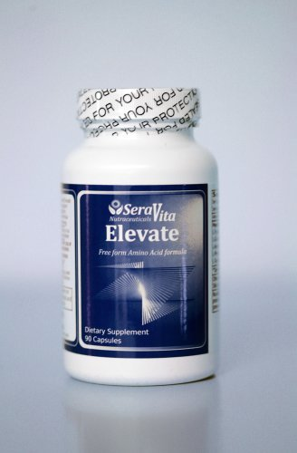 Sera Vita - Elevate (forme libre amino-acide de formule, 90 Caps)