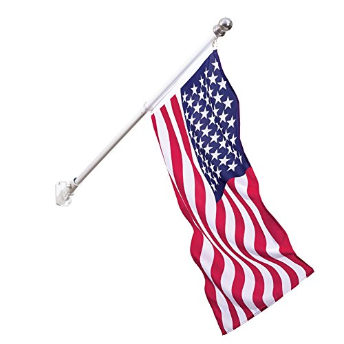 Tangle Free American Flag Multi Colored