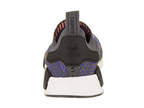 Adidas Mens Nmd_r1 Stlt Primeknit Originali Scarpe Da Corsa Hi Res Blu / Core Nero
