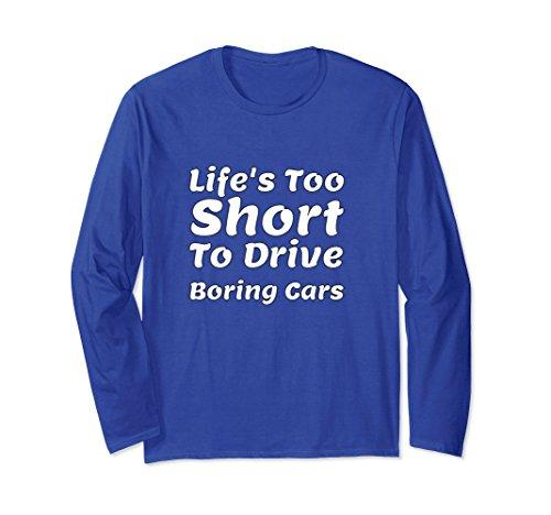 Car Adult Long Sleeve - 6