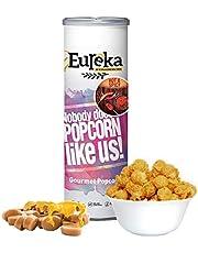 Eureka Spicy Cuttlefish Popcorn Can 90g