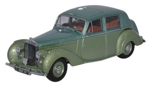 1/43 ベントレー MK VI Balmoral Green_Ice Green OXBN6002
