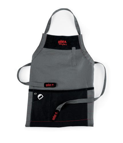Weber Style 6452 Barbecue Apron (Weber Barbecue Apron)