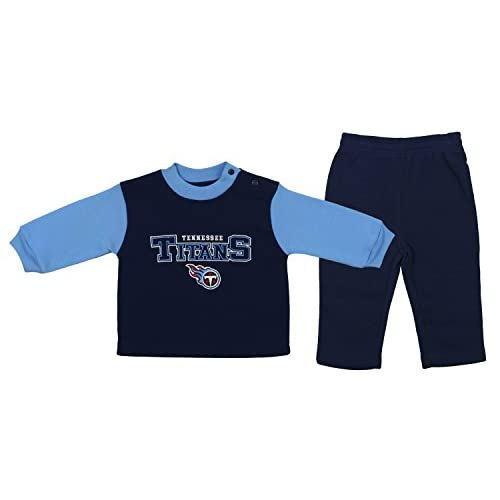 pretty nice 9db2a a8937 Mighty Mac Tennessee Titans NFL Baby Boys Infant Fleece ...