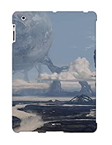 Premium LBOuIrR3942ELgsq Case With Scratch-resistant/ Tree Planets Case Cover For Ipad 2/3/4