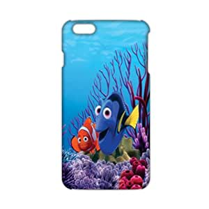 diy zhengCool-benz Finding Nemo cute fishes 3D Phone Case for iphone 5c