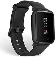 Amazfit Bip Lite 3ATM Smart Watch mit 45-Tagen Batterielaufzeit und Sportspuraufzeichnung für Sportübungen