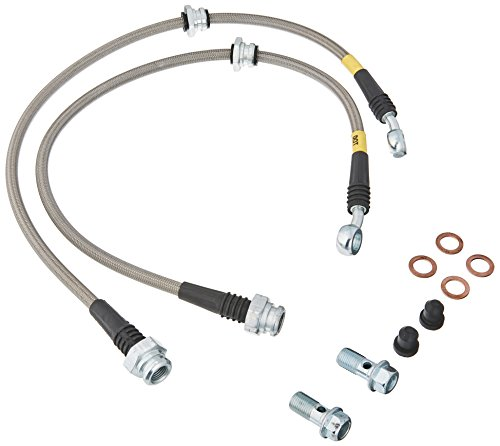 StopTech (950.42009) Brake Line Kit, Stainless Steel