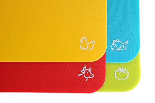 Flexible Cutting Board Labeled Icons product image