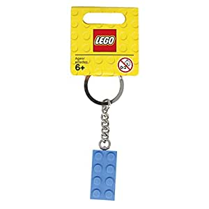 LEGO 852274 Light Blue Brick Key Chain