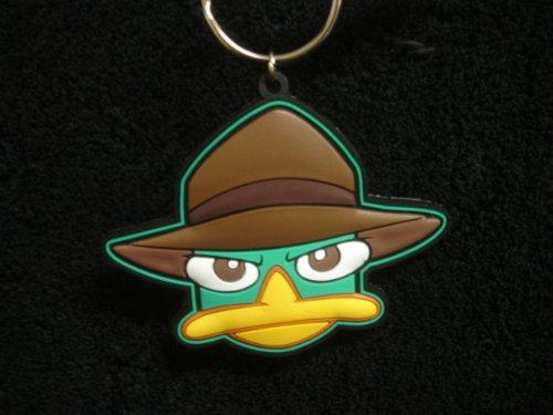 Disneys Phineas Agent Vinyl Keychain product image