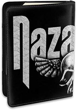 Nazareth (band) ナザレス バンド パスポートケース メンズ 男女兼用 パスポートカバー パスポート用カバー パスポートバッグ ポーチ 6.5インチ高級PUレザー 三つのカードケース 家族 国内海外旅行用品 多機能
