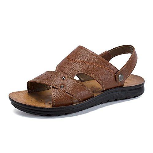 indossare uomo spiaggia moda Pantofole uomo scarpe estive Cachi da da sandali scarpe estivi marea sandali WFL da esterni zHqgxZwzI