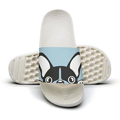 Cute Baby French Bulldog Slippers Sandals Slippers for (Bulldogs Baby Slippers)