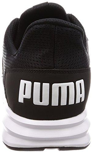 Enzo Noir 01 Baskets Blanc 190461 Puma PqtUT