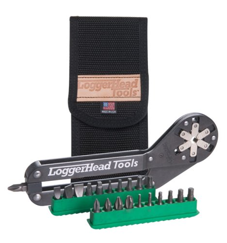 LoggerHead 20X 6-Inch Immix, Outdoor Stuffs