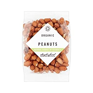 Daylesford Organic Peanuts 125g - Pack of 2