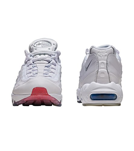 White 95 uomo Air Max Silver Scarpe Metallic Nike photo Nero Blue nbsp;Prm n40qUpB