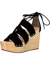 Women's INES-SS Wedge Sandal