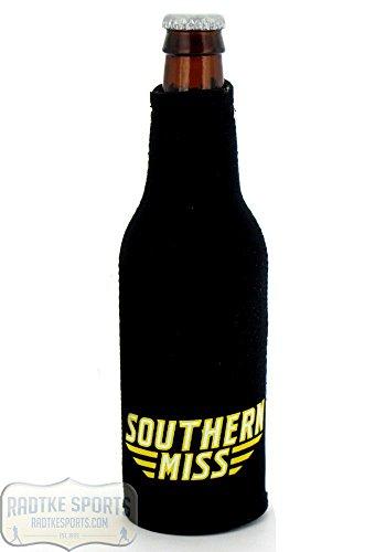 USM Golden Eagles Officially Licensed 12oz Neoprene Bottle Huggie- Southern Miss -