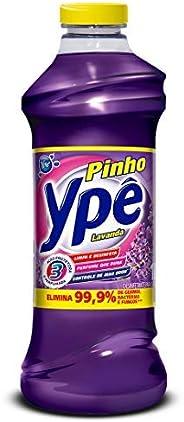 Desinfetante Pinho Ypê Lavanda 1 Litro, Ypê