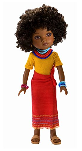Hearts Girls Rahel Ethiopia Doll product image