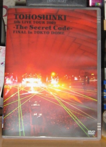 4TH LIVE TOUR 2009 THE SECRET CODE FINAL IN TOKYO