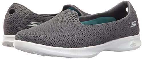 Skechers SS17 Go Step Lite Charcoal Womens Chaussure Origin F6FYqrw
