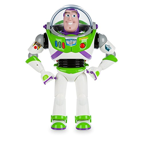 """Disney Advanced Talking Buzz Lightyear Action Figure 12"""" (Official Disney Product)"""