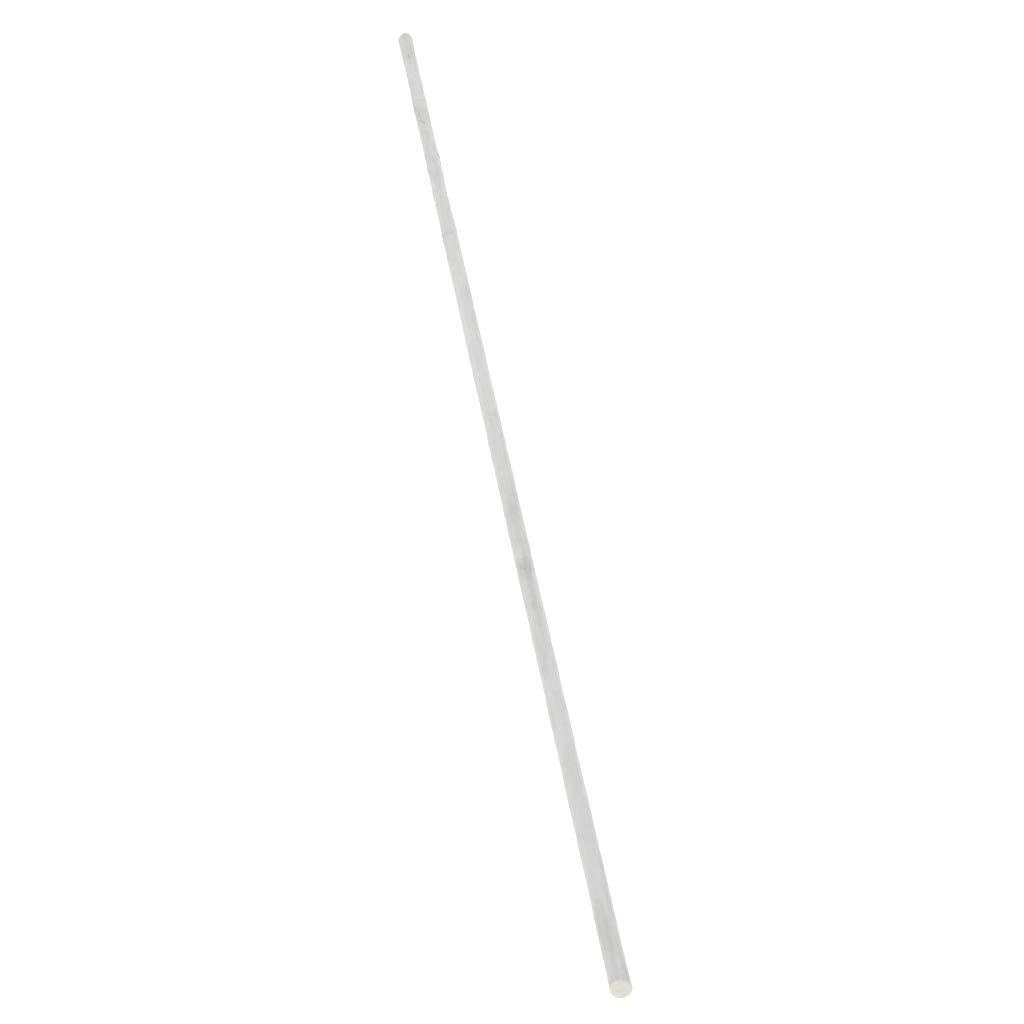 5mm Sharplace 50cm X 6063 Arbre Rond En Alliage Daluminium Diam