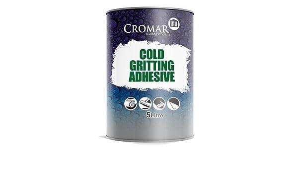 Solución aprietan Cromar frío | Adhesivo | Astillado compuesto ...
