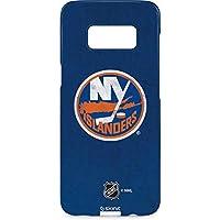 NHL New York Islanders Galaxy S8 Lite Case - New York Islanders Distressed Lite Case For Your Galaxy S8