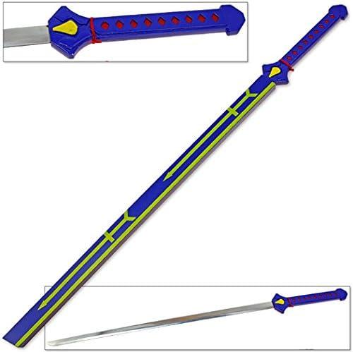 The Legend of Zelda Triforce Straitblade Link Master Katana Sword Game Replica