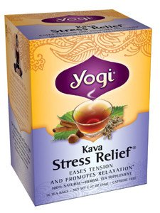Cheap Yogi Teas Tea Kava Stress Relief