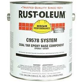 Rust-Oleum C9578 System <250 Voc Coal Tar Epoxy Coal Tar Epoxy - Lot of 2
