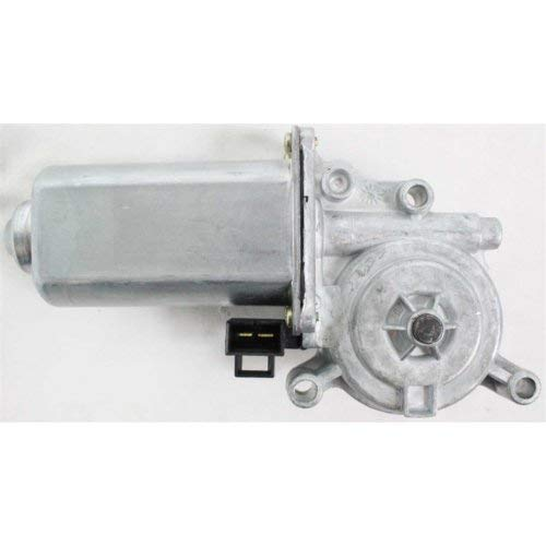Front Window Regulator Motor Compatible with BUICK REGAL 1988-1996 RH Supplied with 12-teeth gear