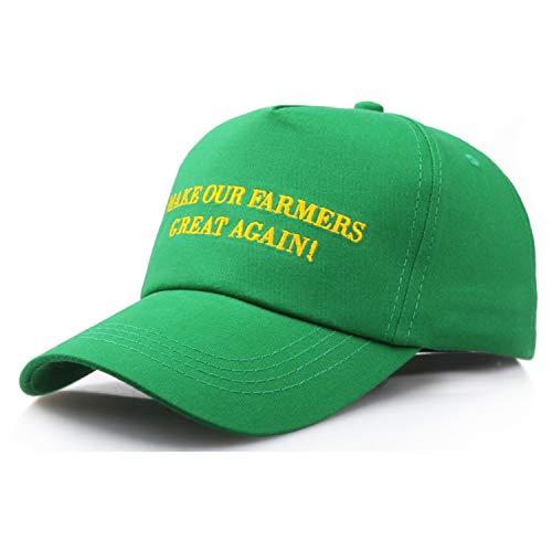 Make Our Farmers Great Again Hat Baseball Cap -